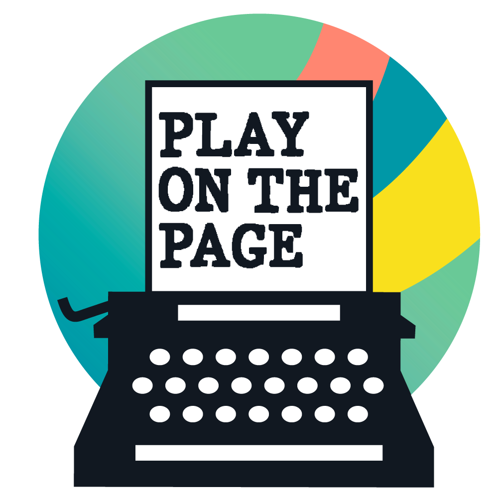 Play on the Page Logo