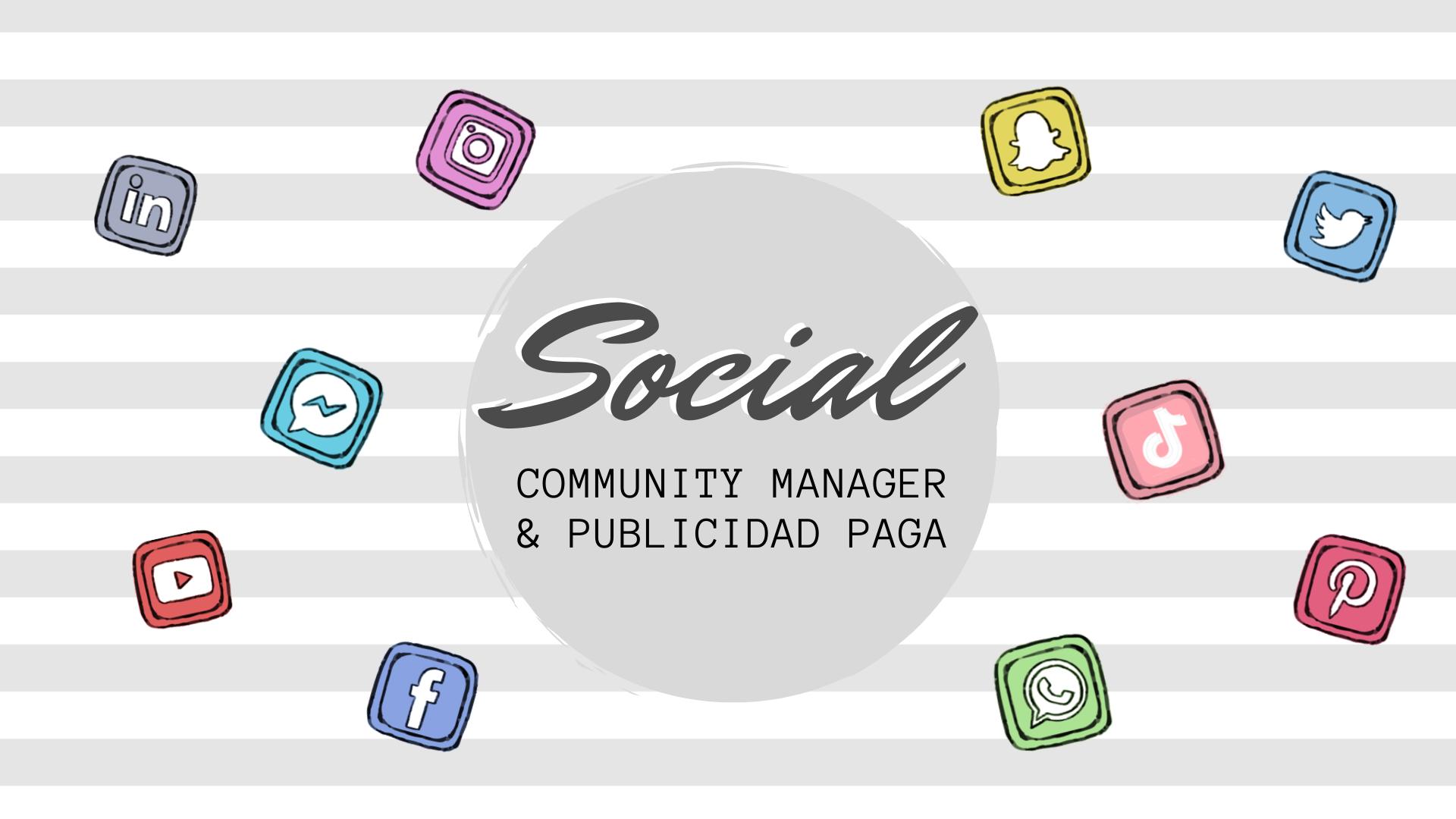 Curso de Redes Sociales: Community Manager + Social Ads