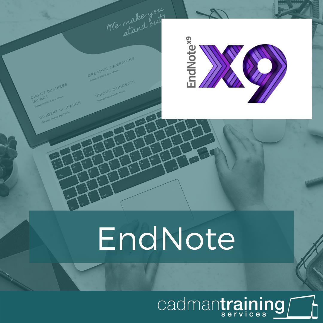EndNote Cadman Training