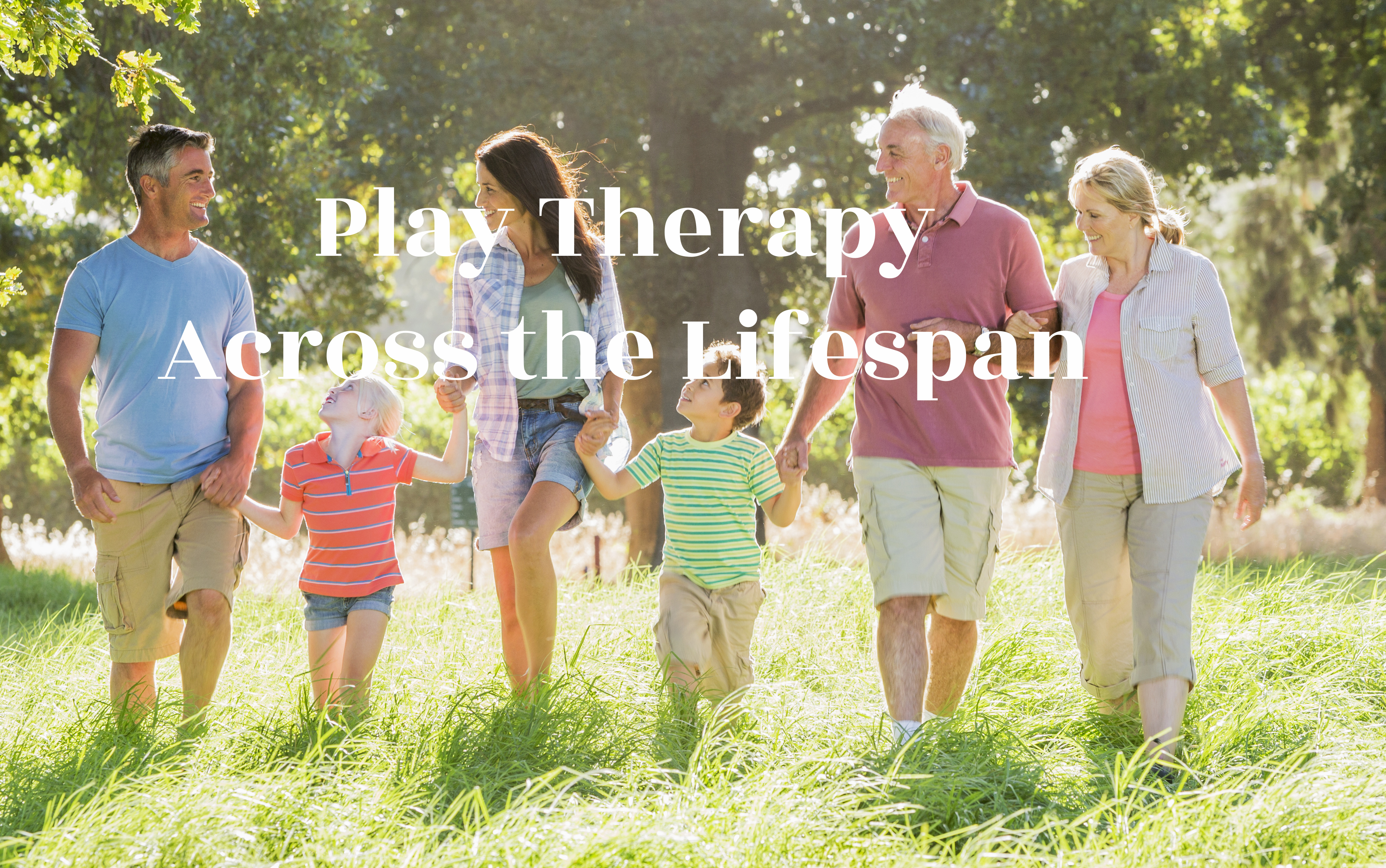 play therapy across the lifespan