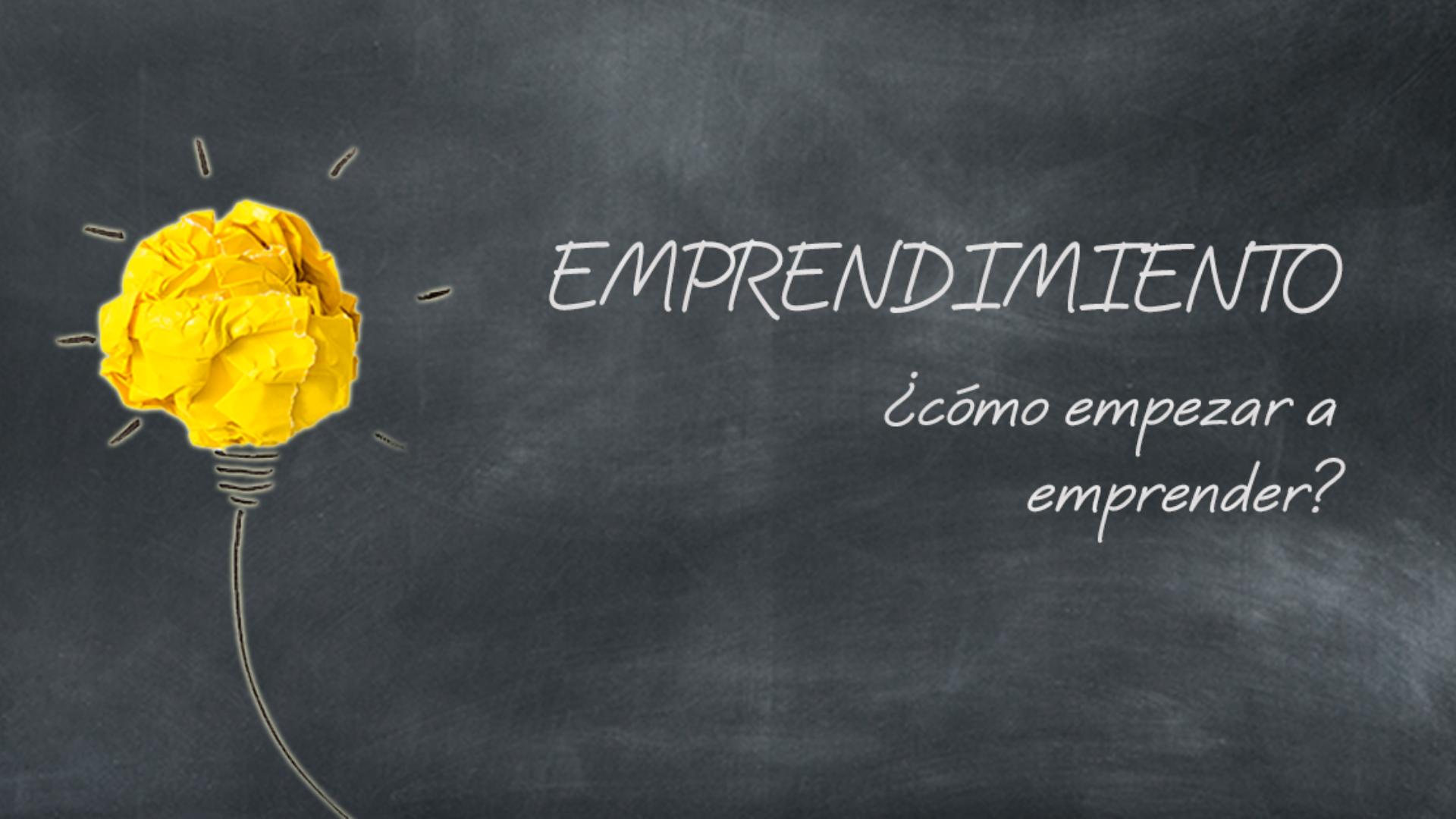 Curso de Emprendimiento