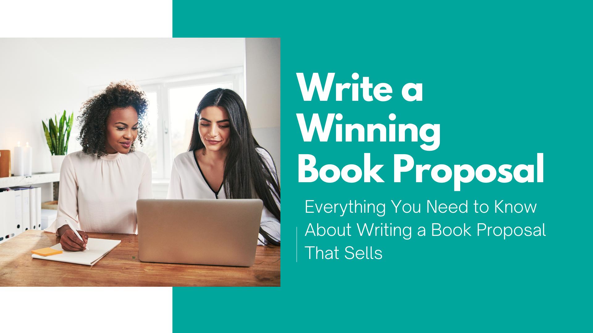 Create a Winning Book Proposal