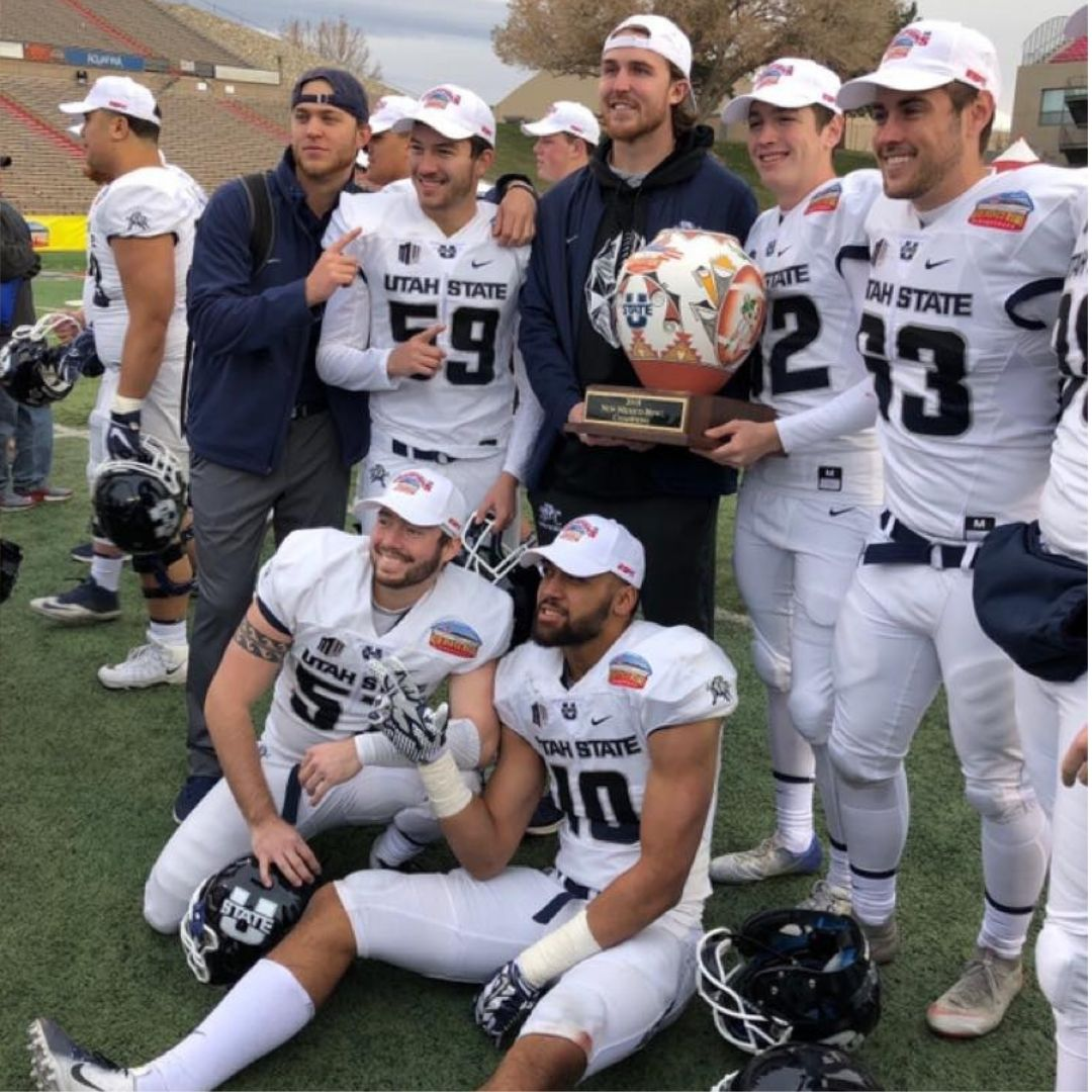 Worth Gregory, Utah State University Special Teams Coach