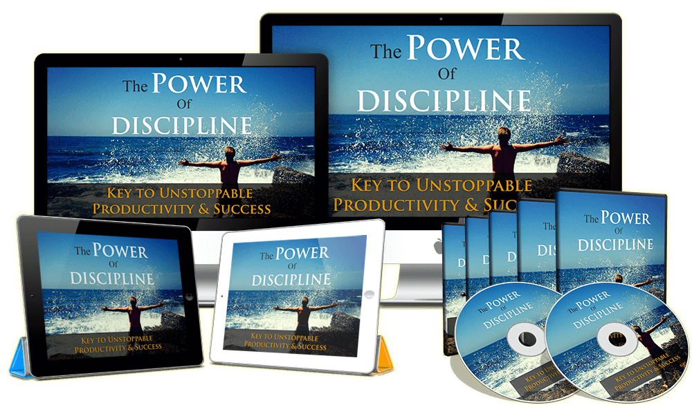 The Power of Discipline, self-discipline, mindset, relentless, entrepreneur, entrepreneurship, motivation, quote, success