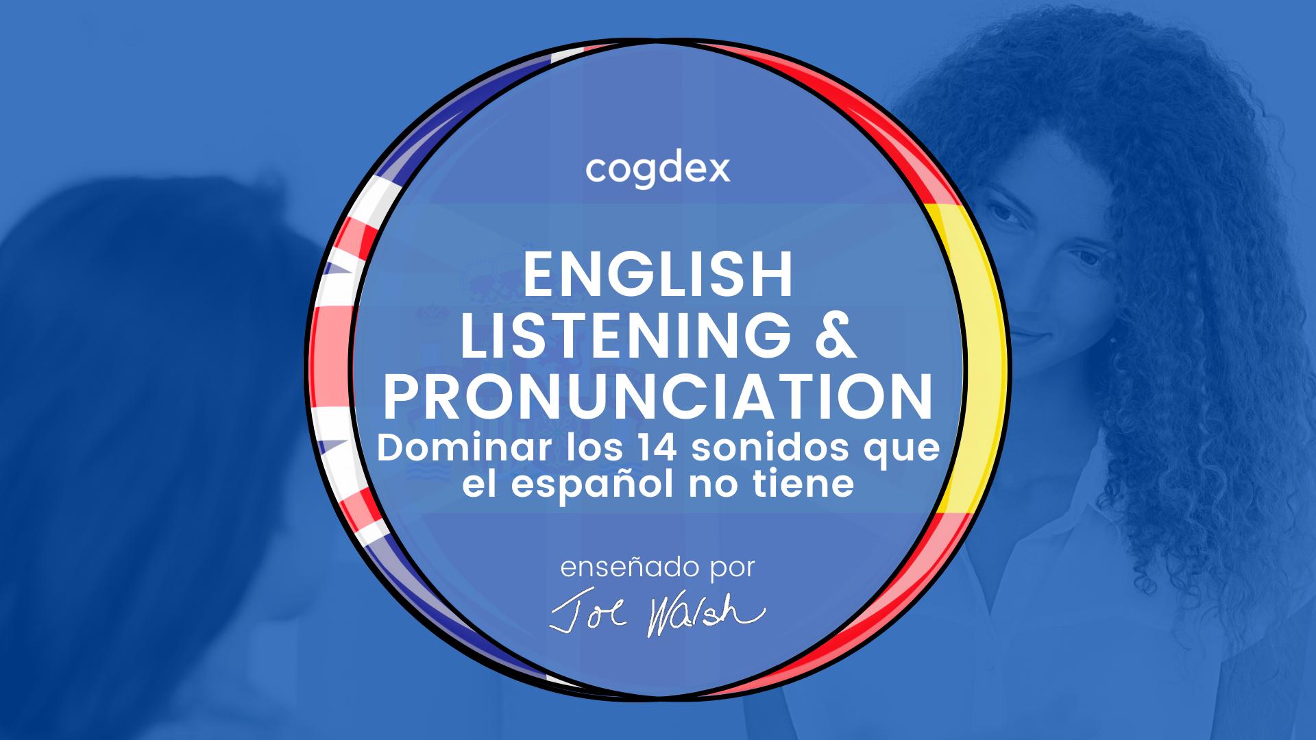 English Listening and Pronunciation