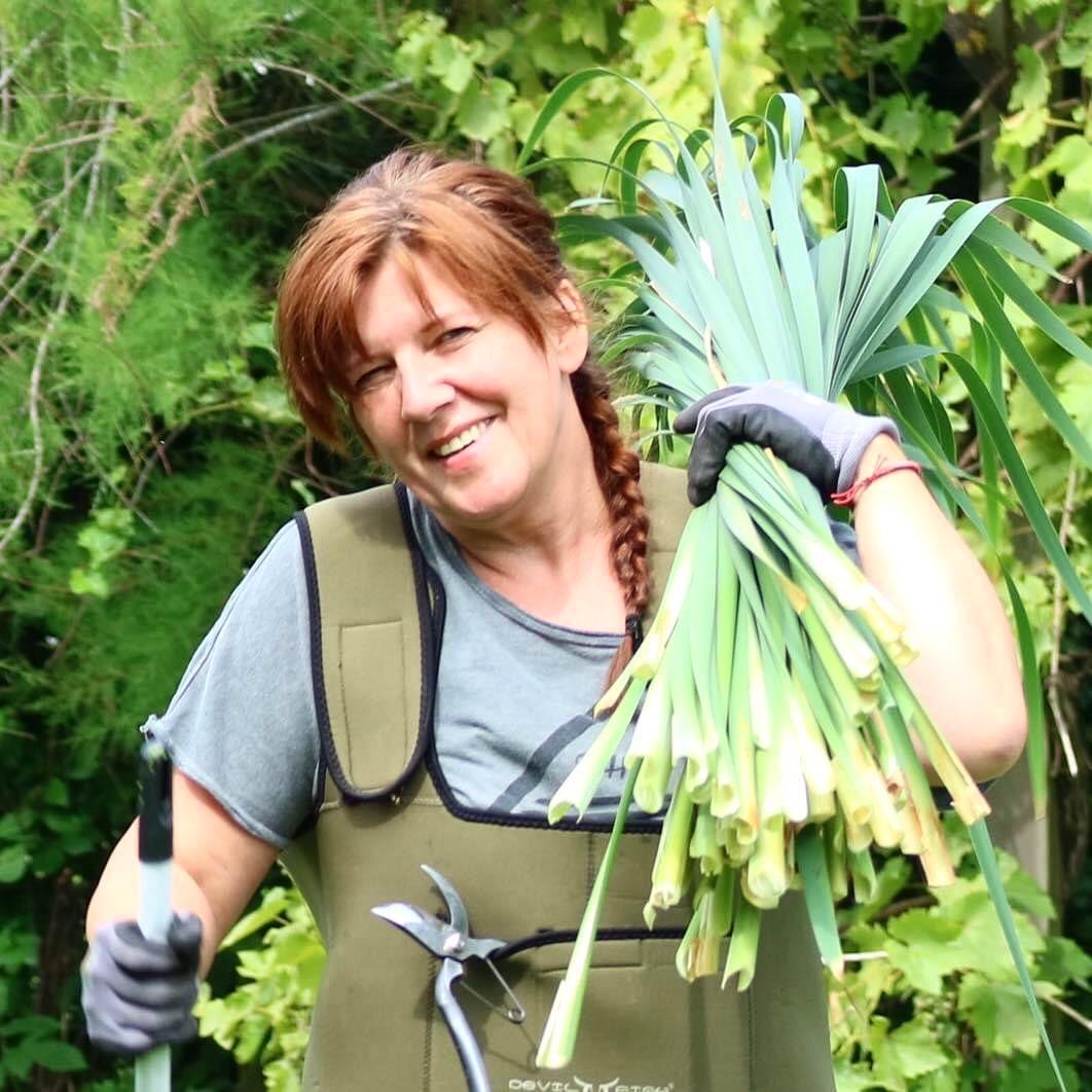 Linda Nielsen, blomsterdesigner og underviser