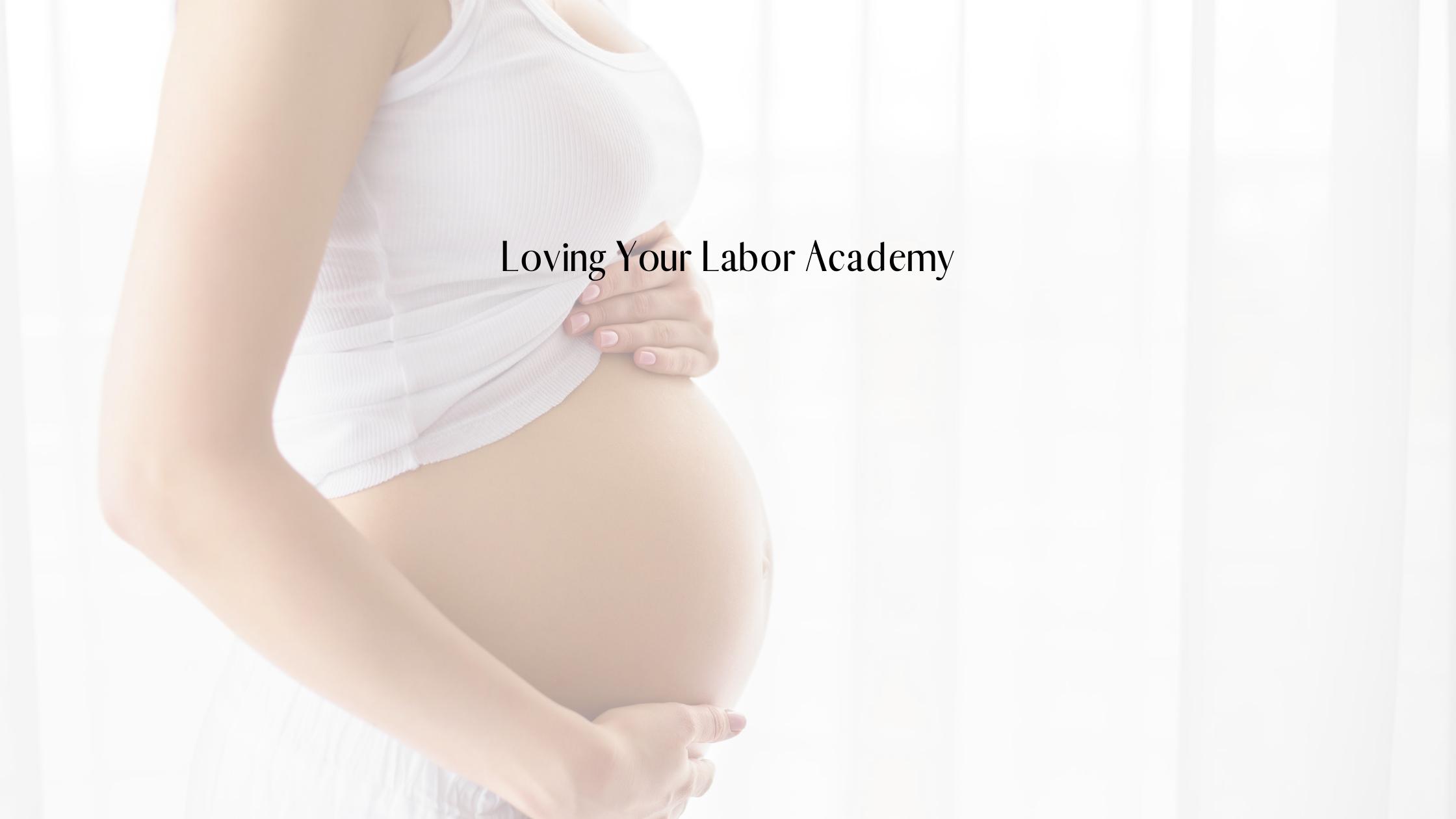childbirth online course banner