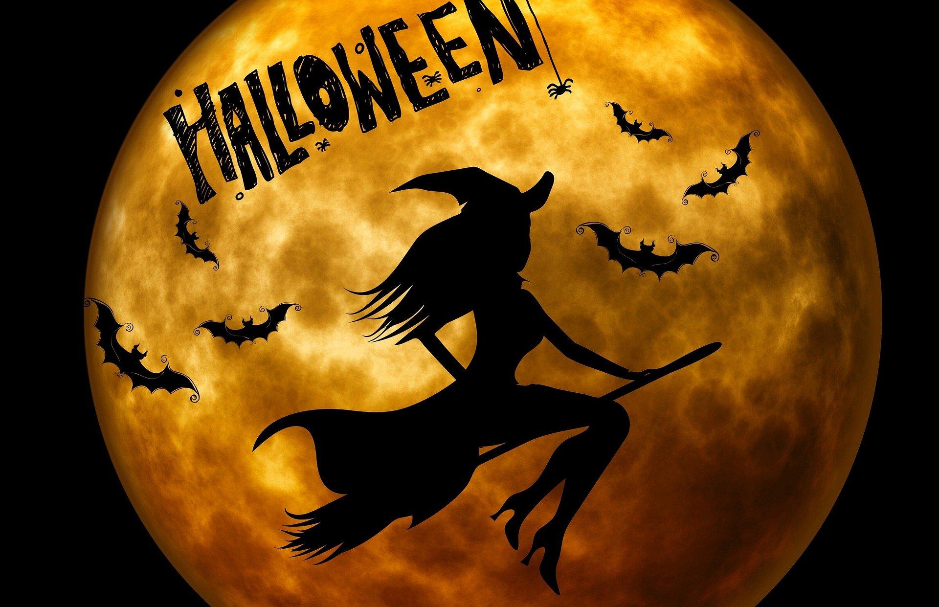sconti di halloween
