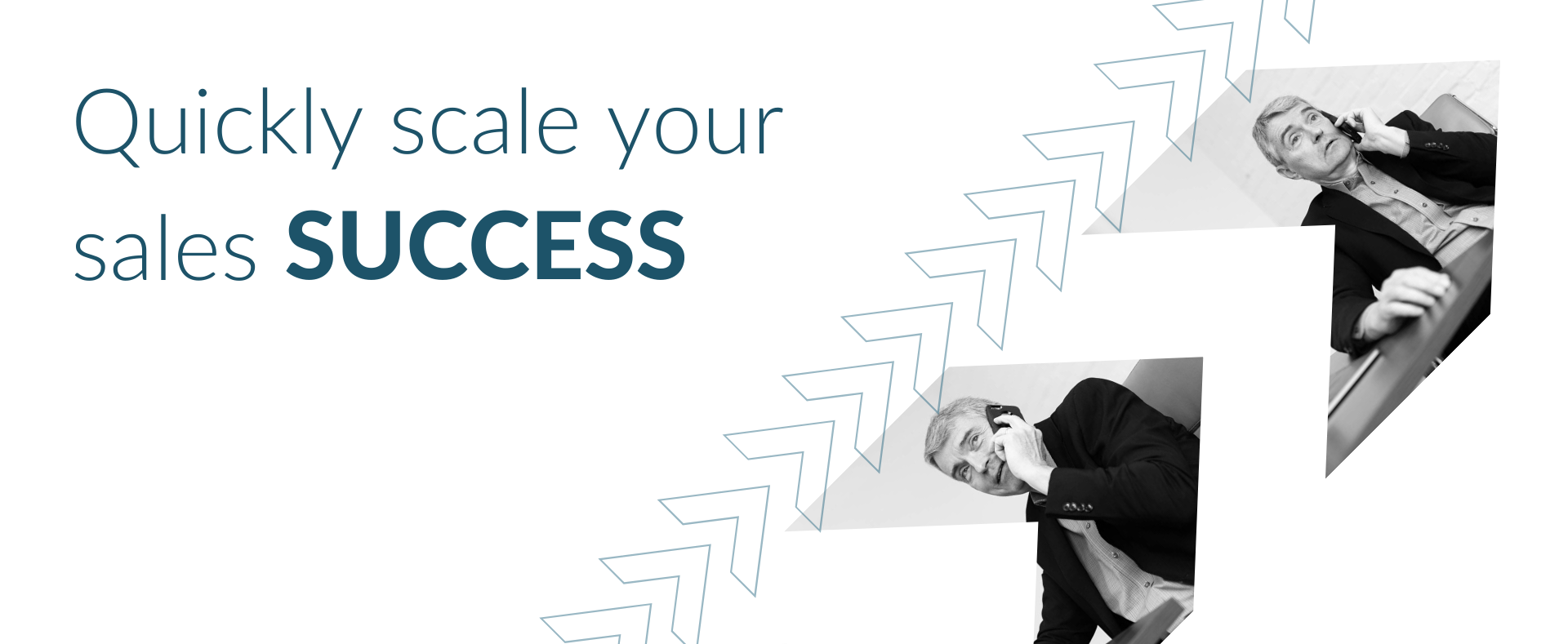 Quickly scale your sales success