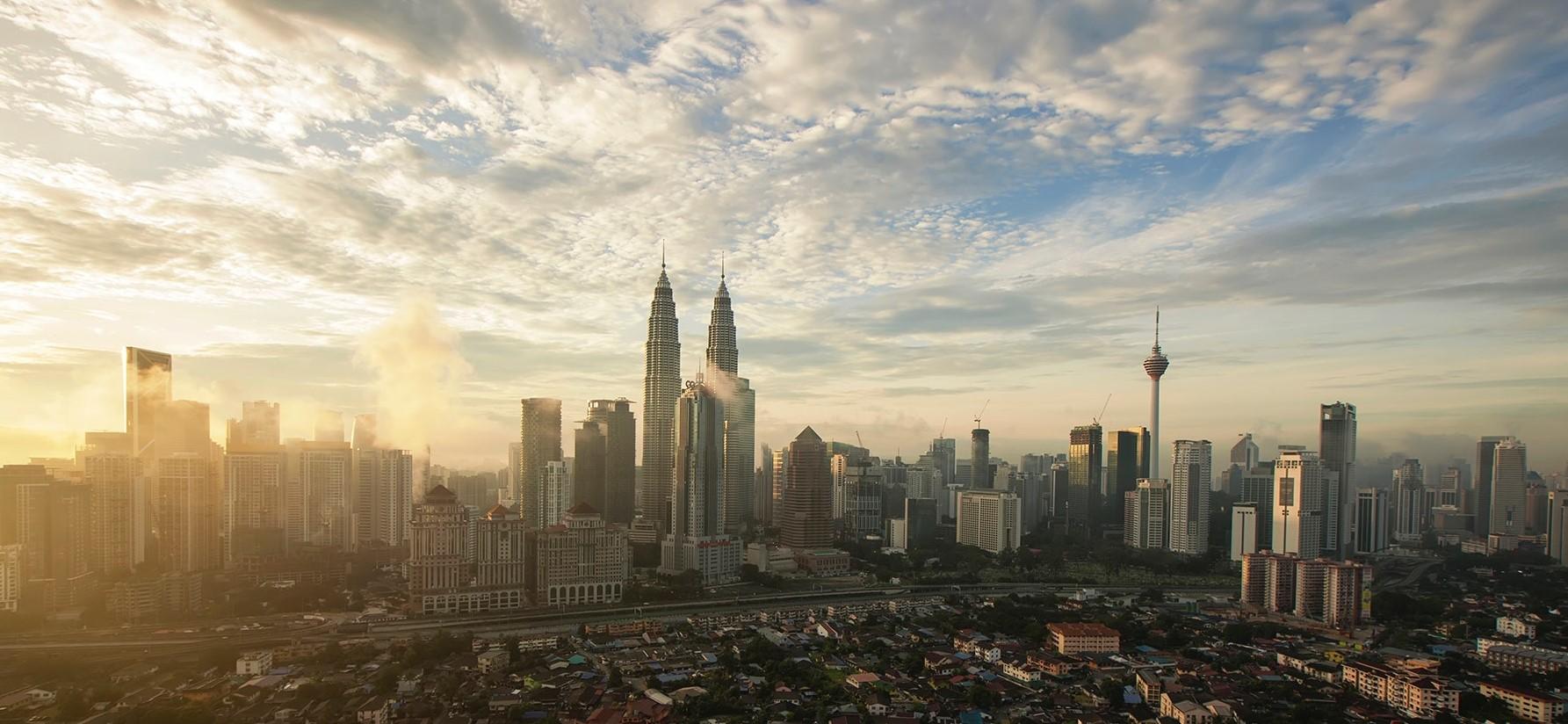 Malaysia City Scape