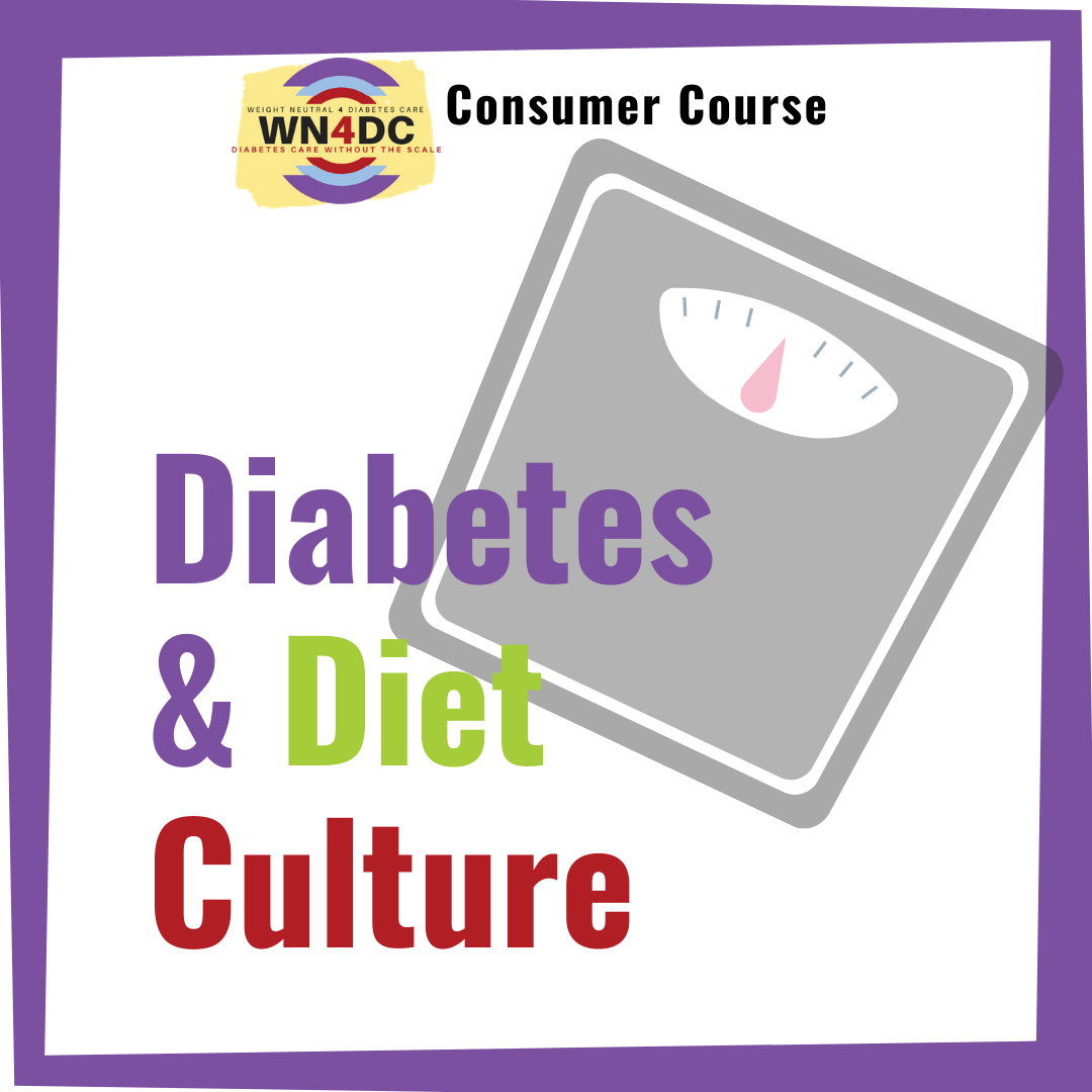 Diabetes and Diet Culture