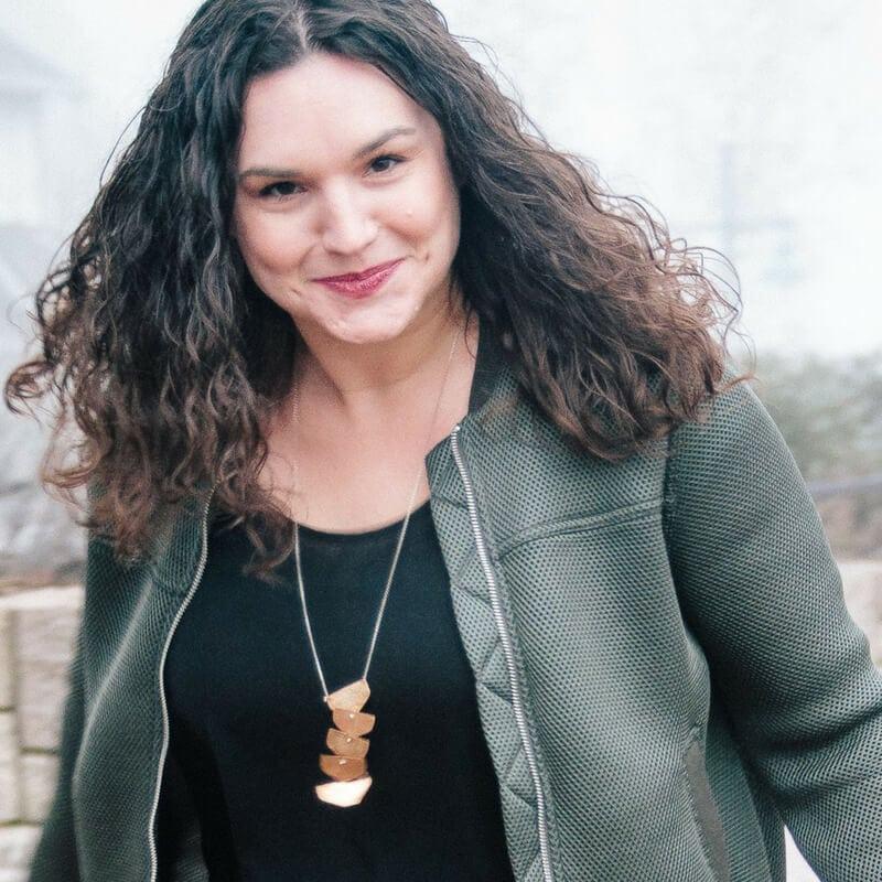 Sarah Parsons, founder + CEO of Strategy Sarah