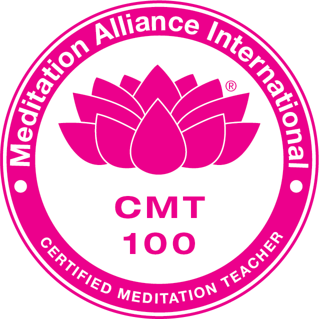Meditation Alliance International Badge