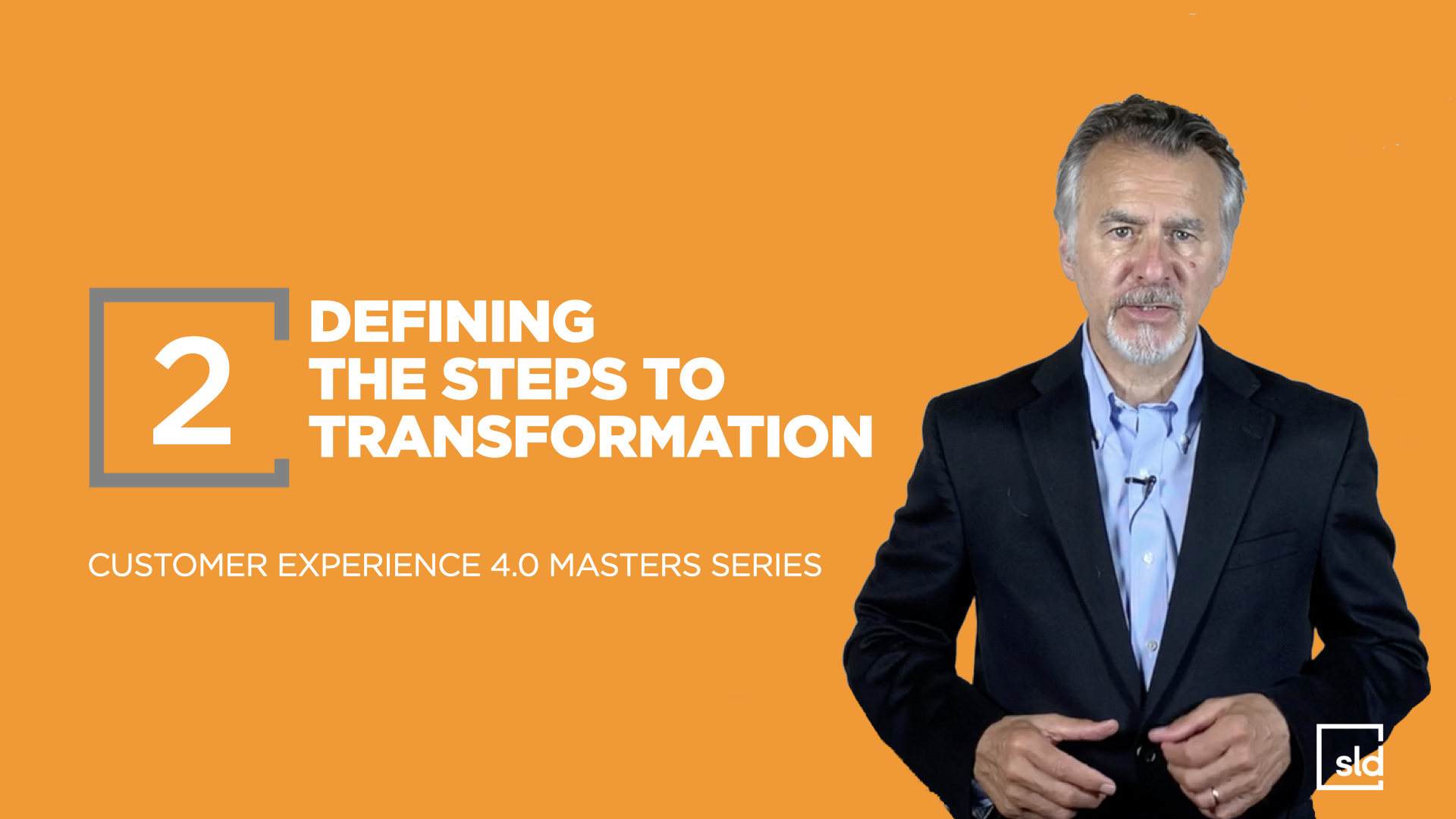2. Defining the Steps to Transformation