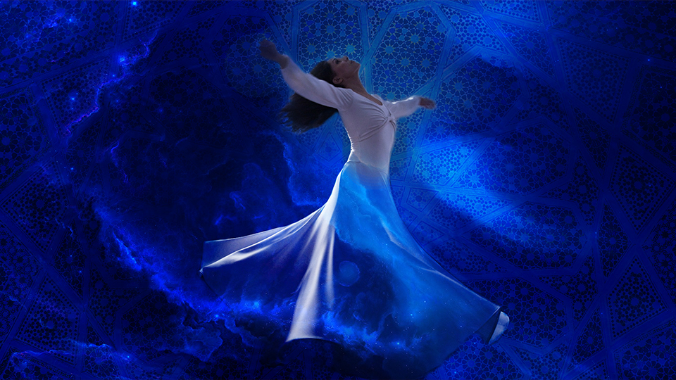 Dance, Sufi, heart, meditate, meditation, connect, movement, workshop, Banafsheh, Sama, peace, lucid, creative, spirit, Menla, Rumi, sacred, wisdom,