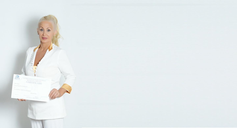 Formación en belleza, cosmetología, esteticista, medicina estética integral, cosmiatría, masoterapia y tratamientos naturales no invasivos Cursos a distancia Cursos presenciales