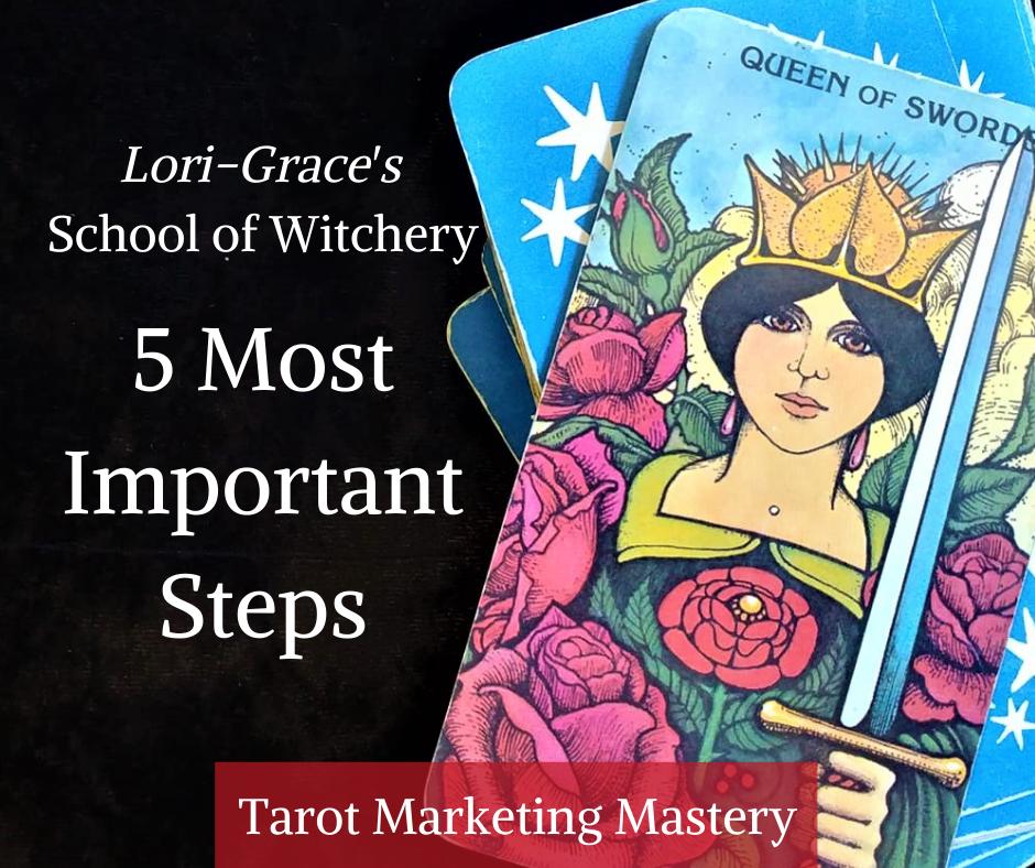 Tarot Marketing Mastery