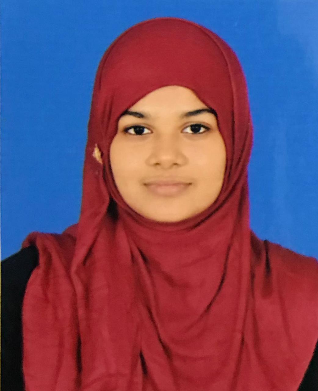 SHEELENA SHIHANI of  Velammal College of Engineering and Technology, Madurai .