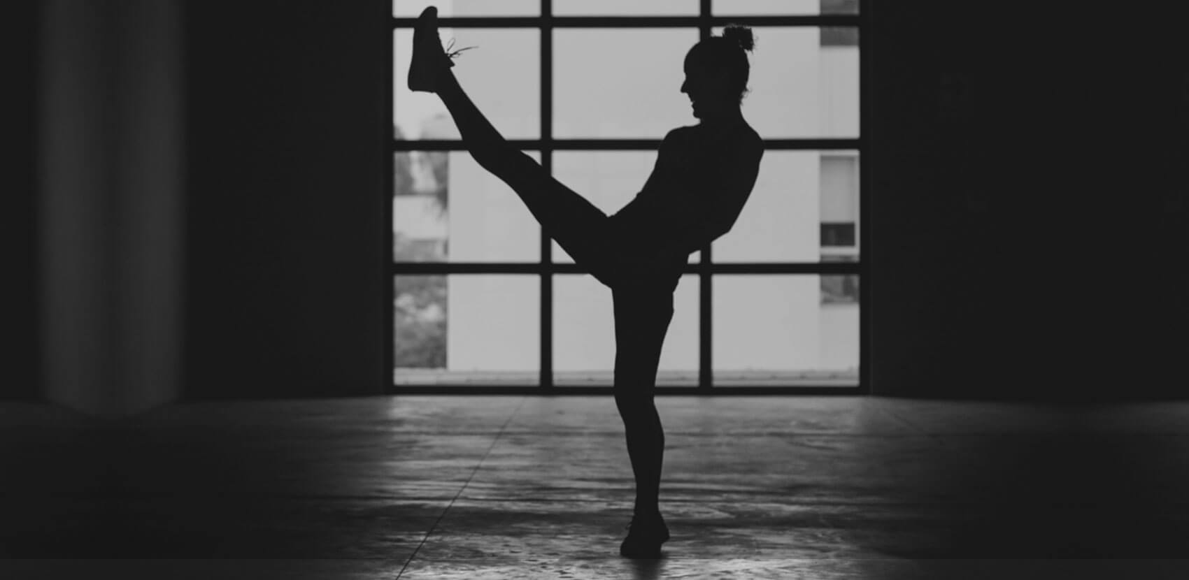Ale Llosa de KO Urban Detox Center haciendo deporte y ejercicios