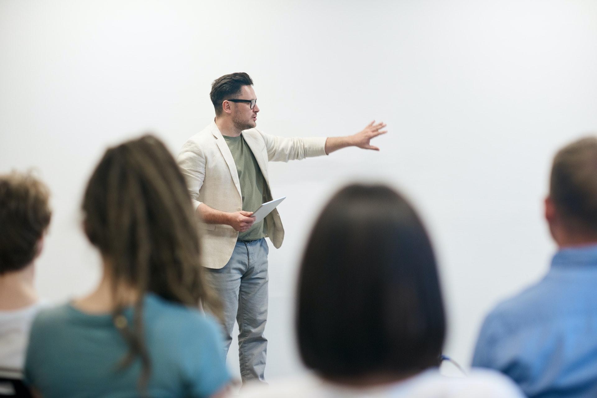 Coaching a vzdelávanie pre firmy