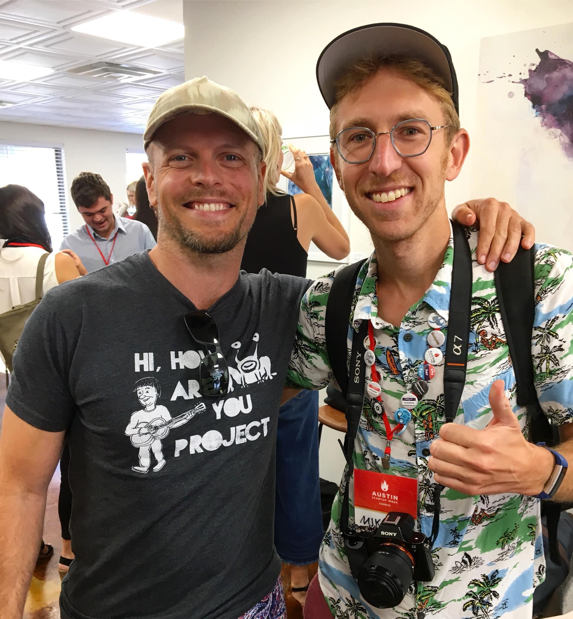 Tim Ferriss Austin Startup Week