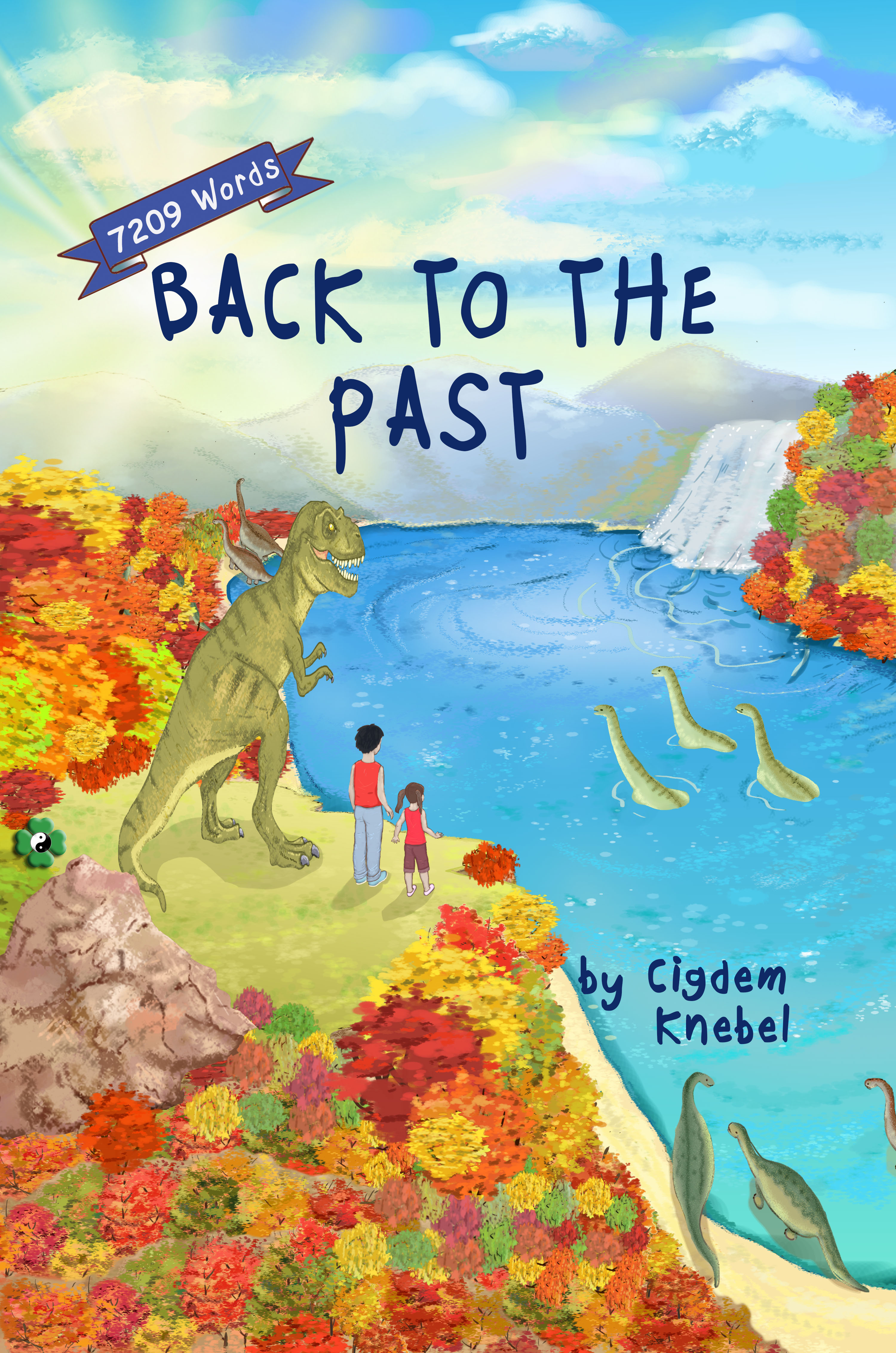 Back To The Past - Simple Words Books