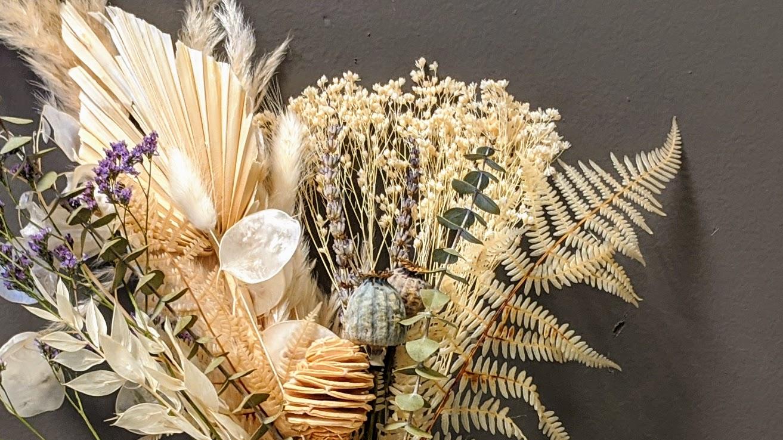 Dried Florals Mini Class