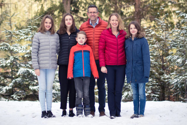 Capturing the Charmed Life family