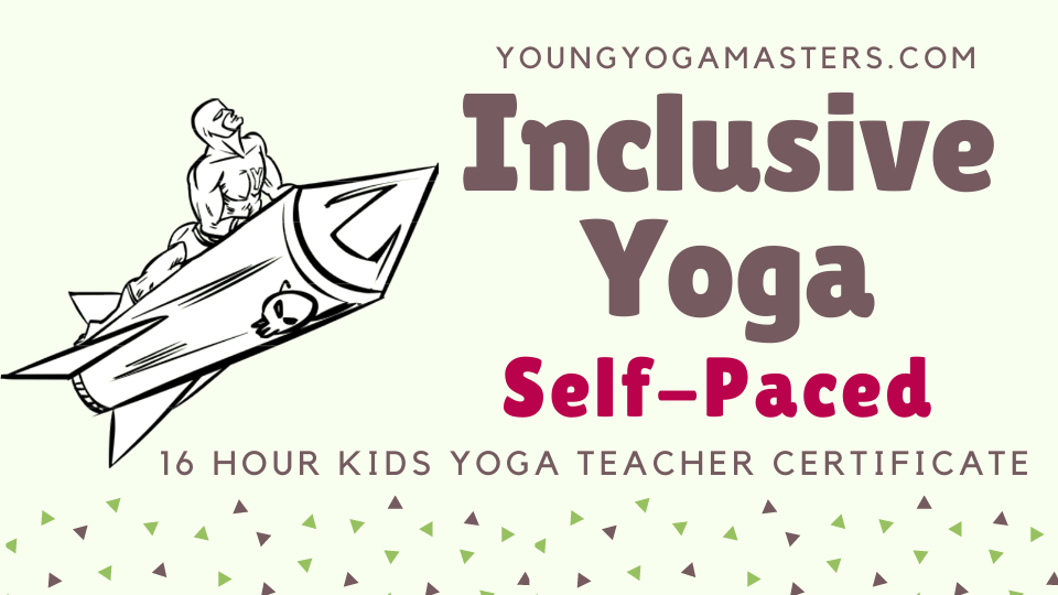 Kids Yoga and Mindfulness Training Inclusive Yoga