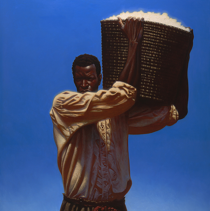 Cotton by Kadir Nelson