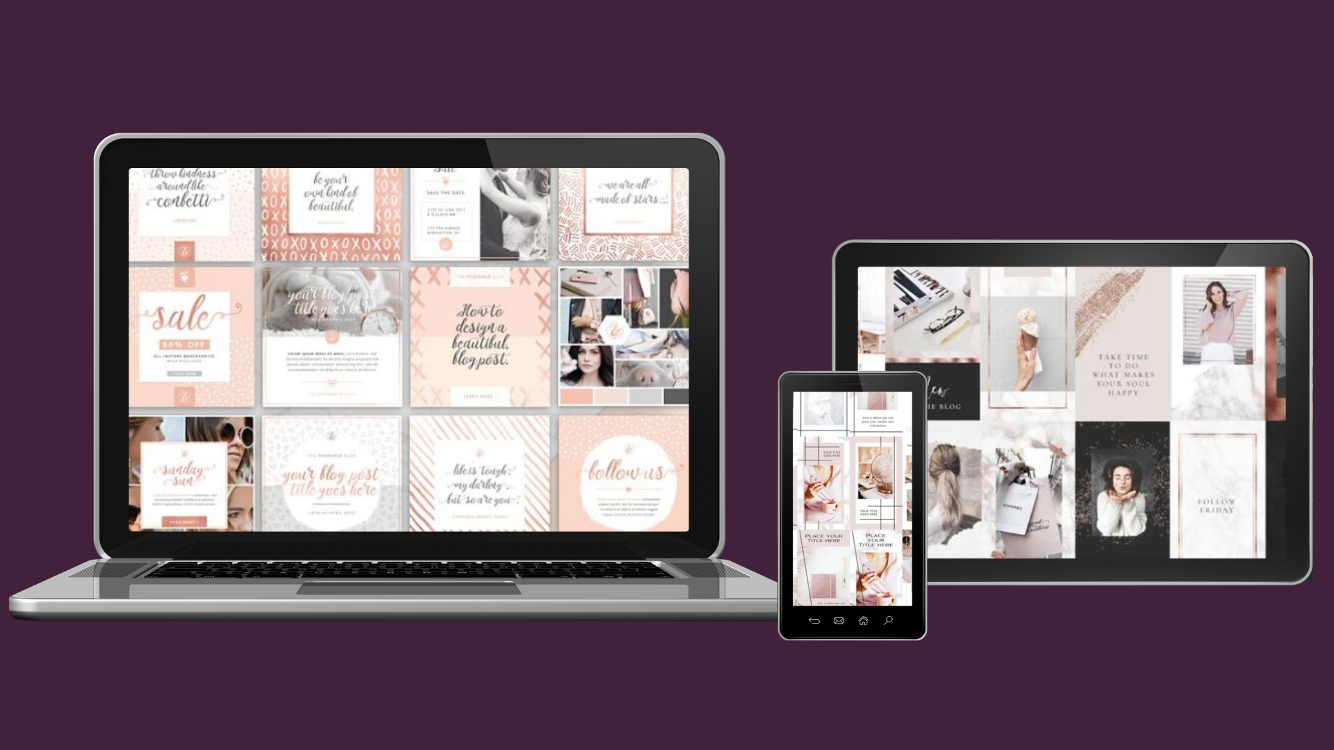 17 Editable Canva Templates for Instagram and Facebook Posts