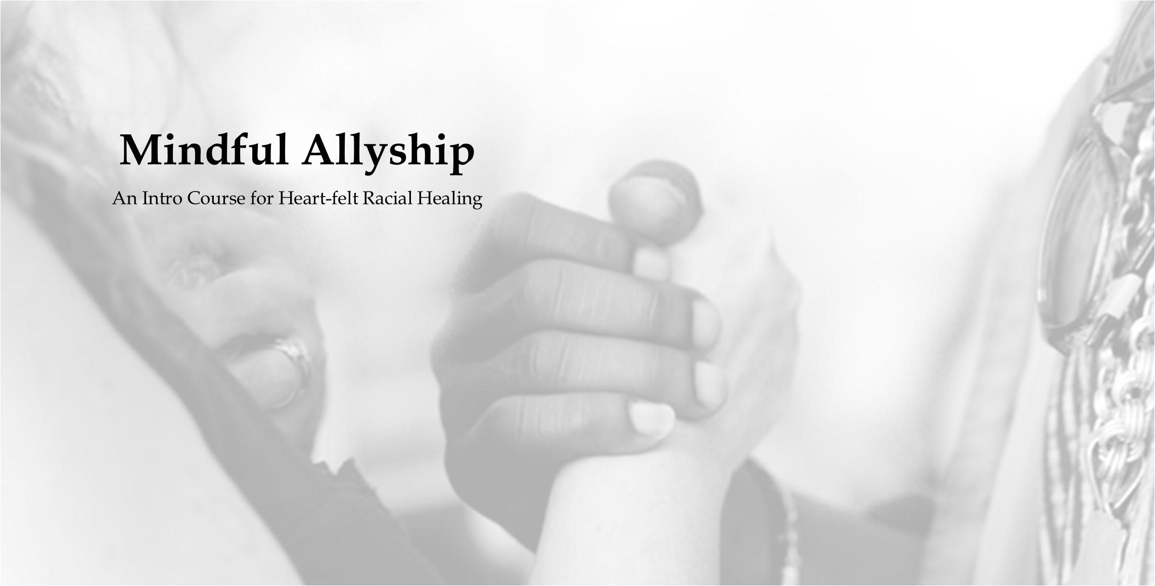 Mindful Allyship Cohort 4