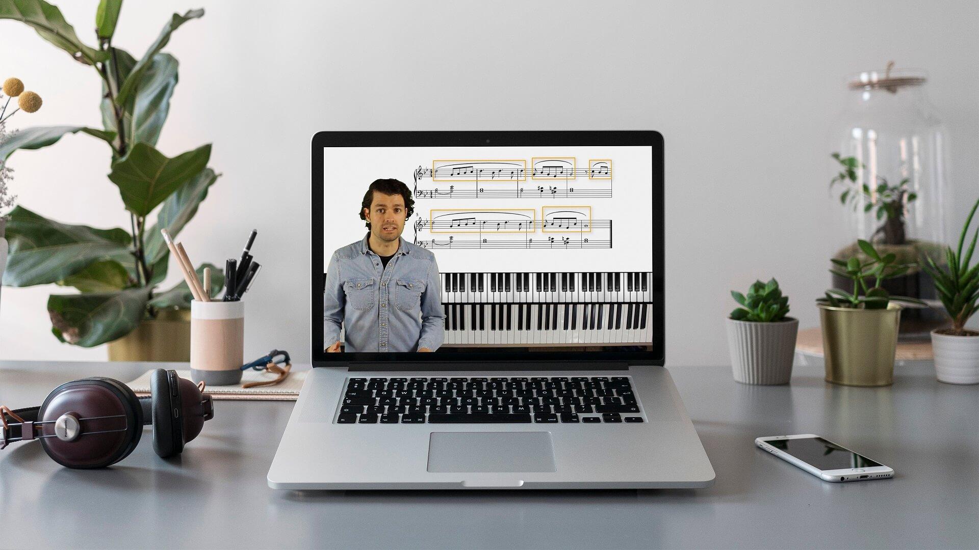 Arthur Bird Piano Course