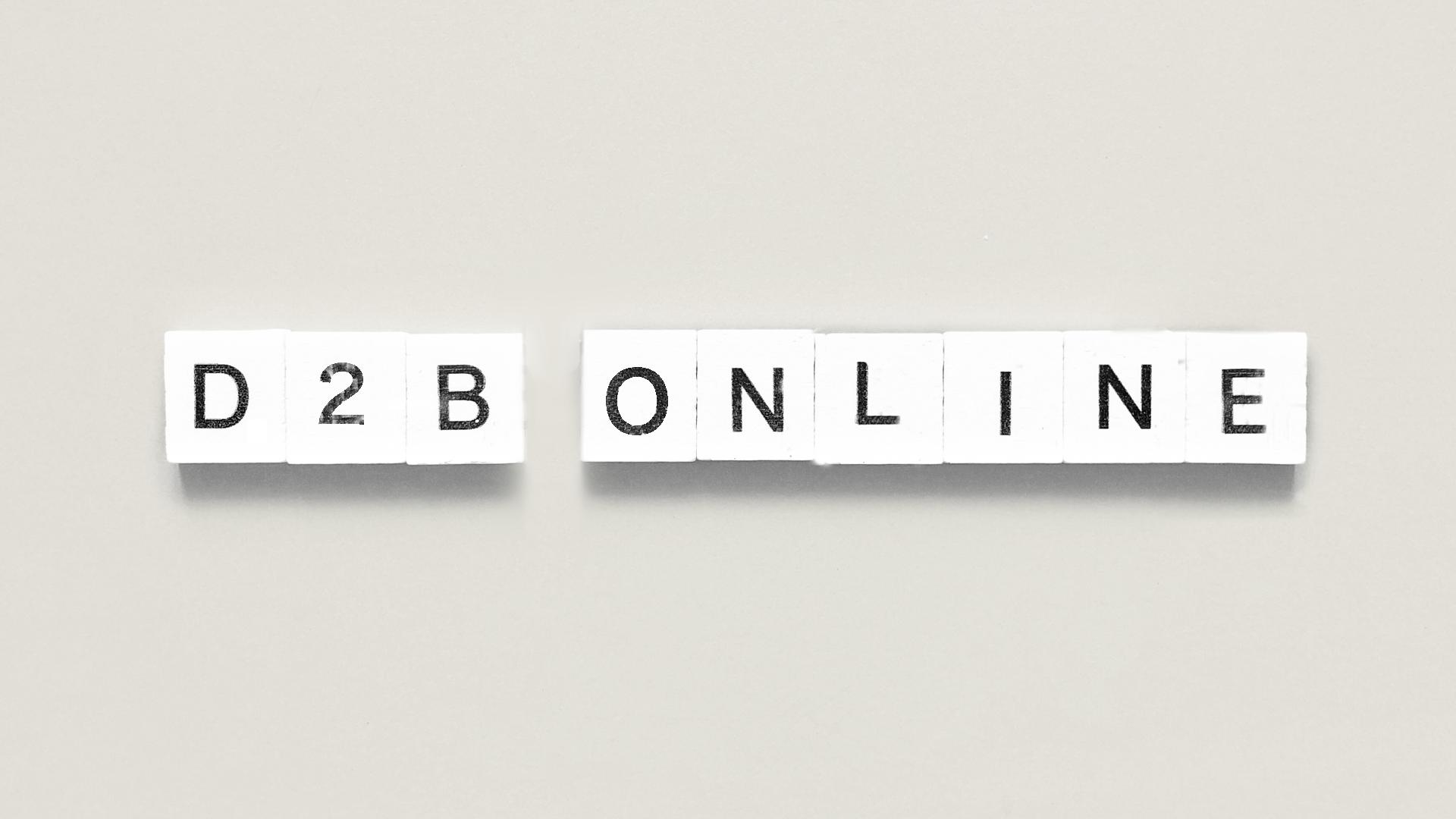 D2B Online