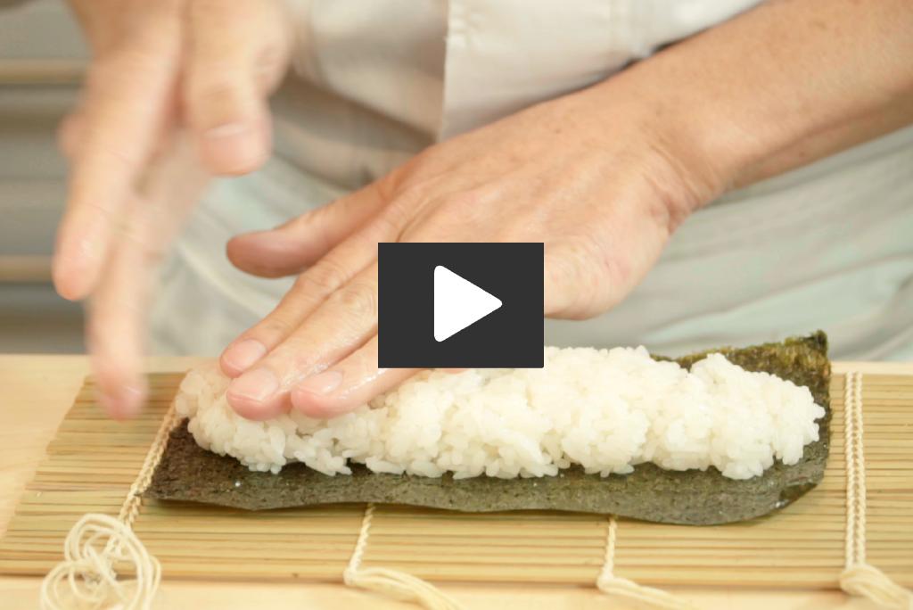 Sushi Masterclass youtube free videos