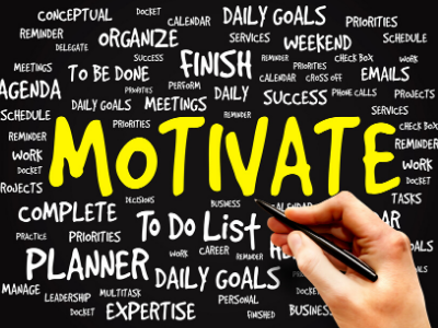 Learn How To Motivate
