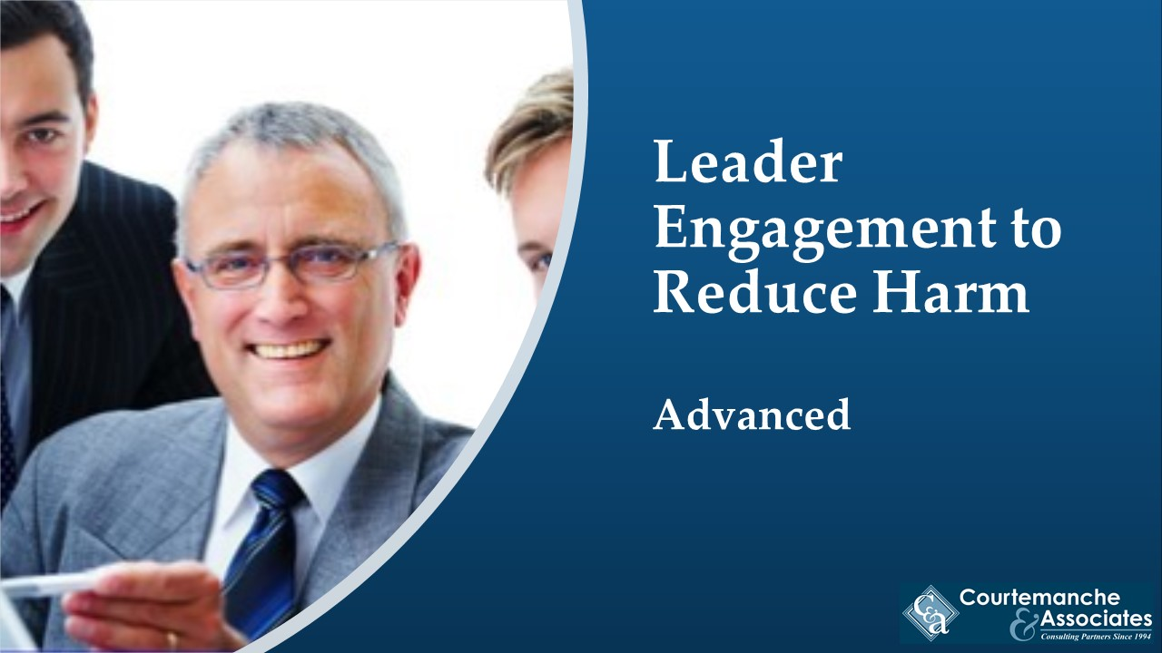 Leader Engagement to reduce harm