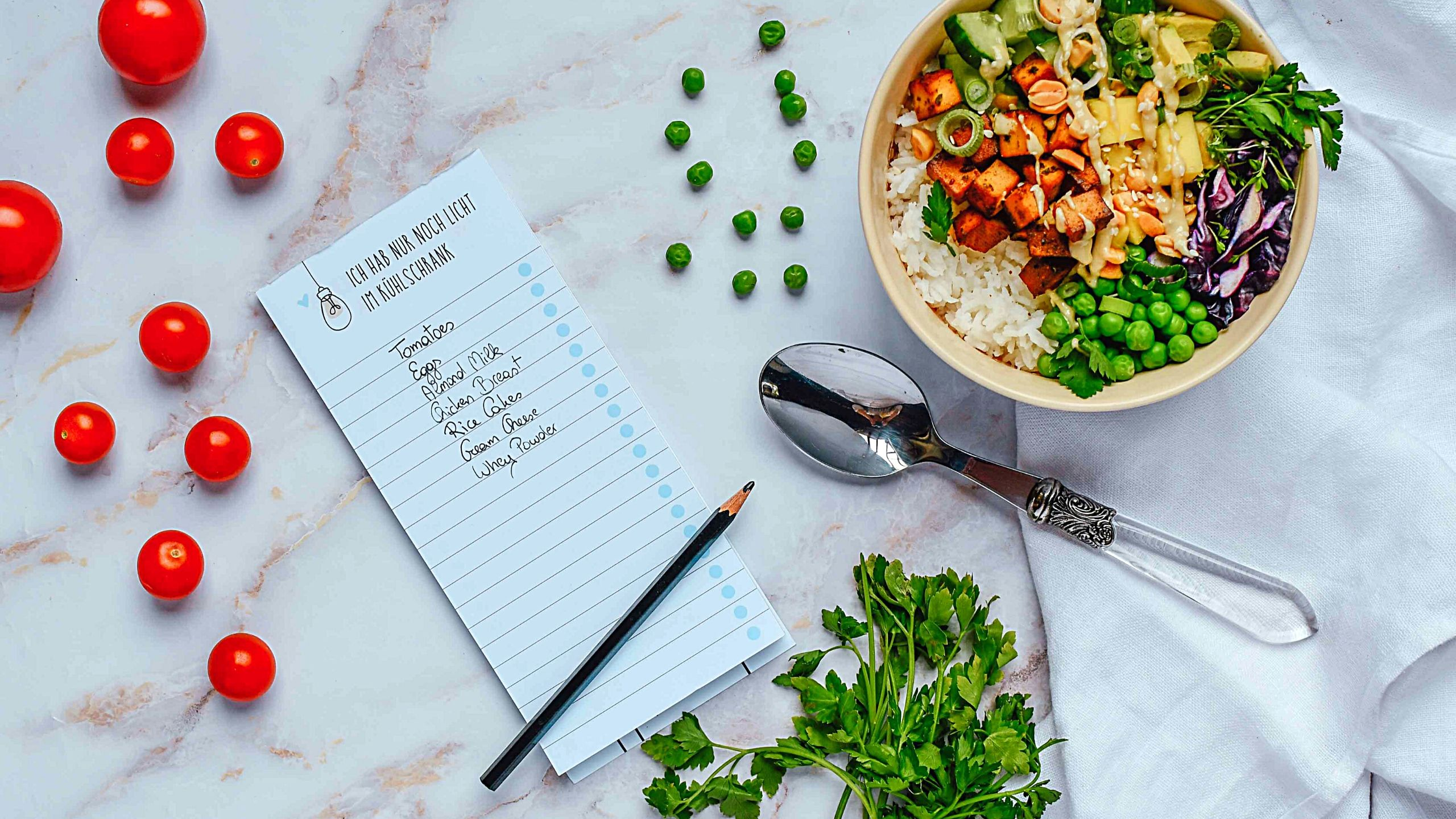 Online gesund kochen lernen für Anfänger