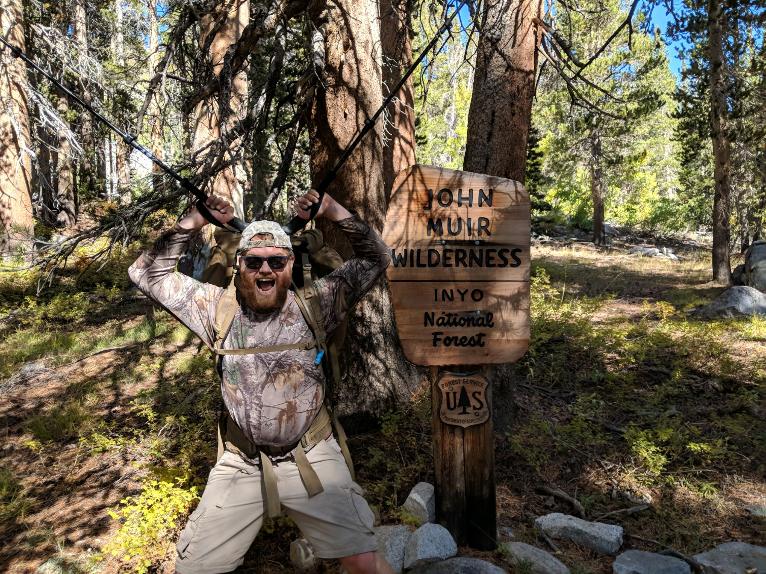 John Muir Wilderness