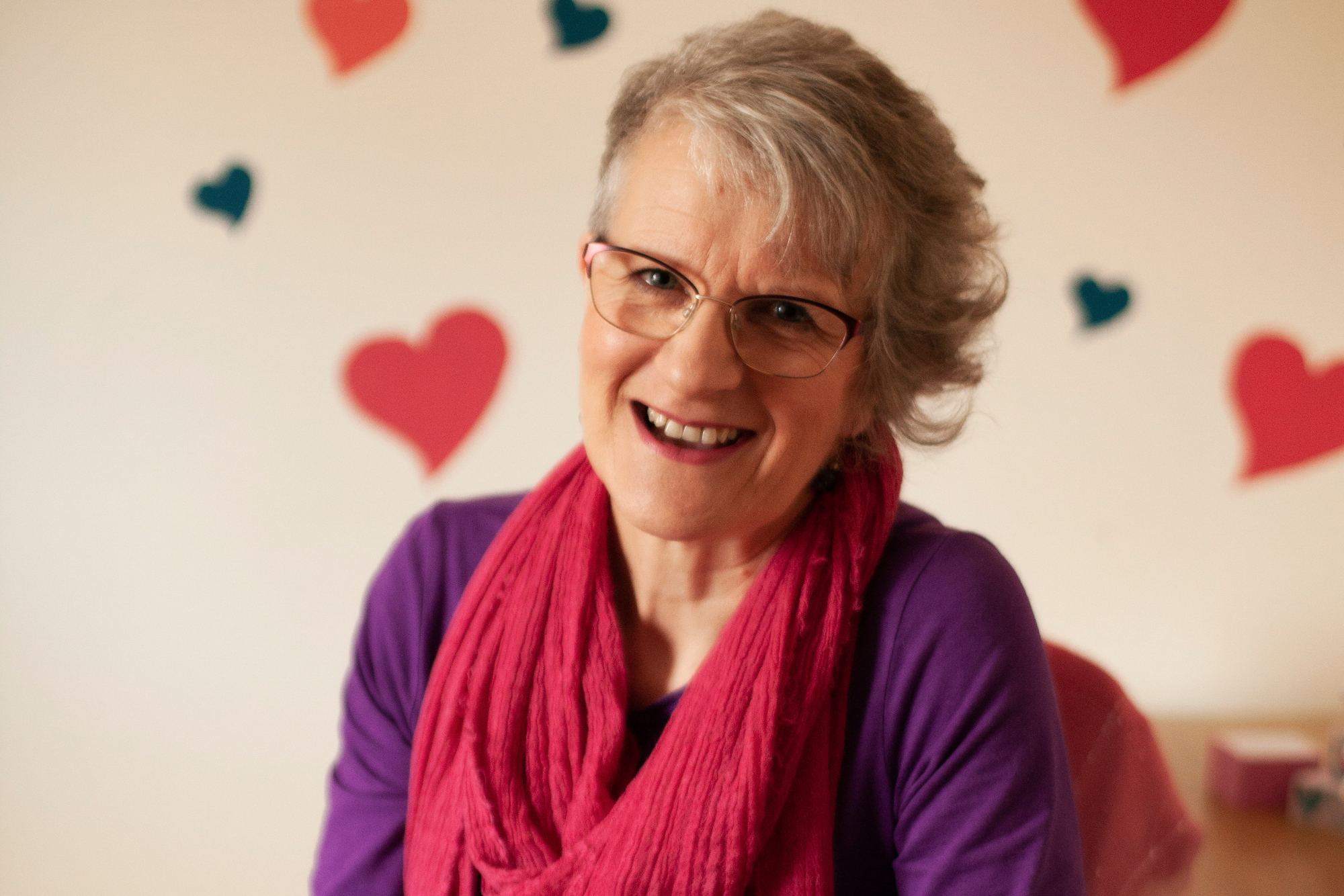 Coaching with Sue Davies at Allowing Joy