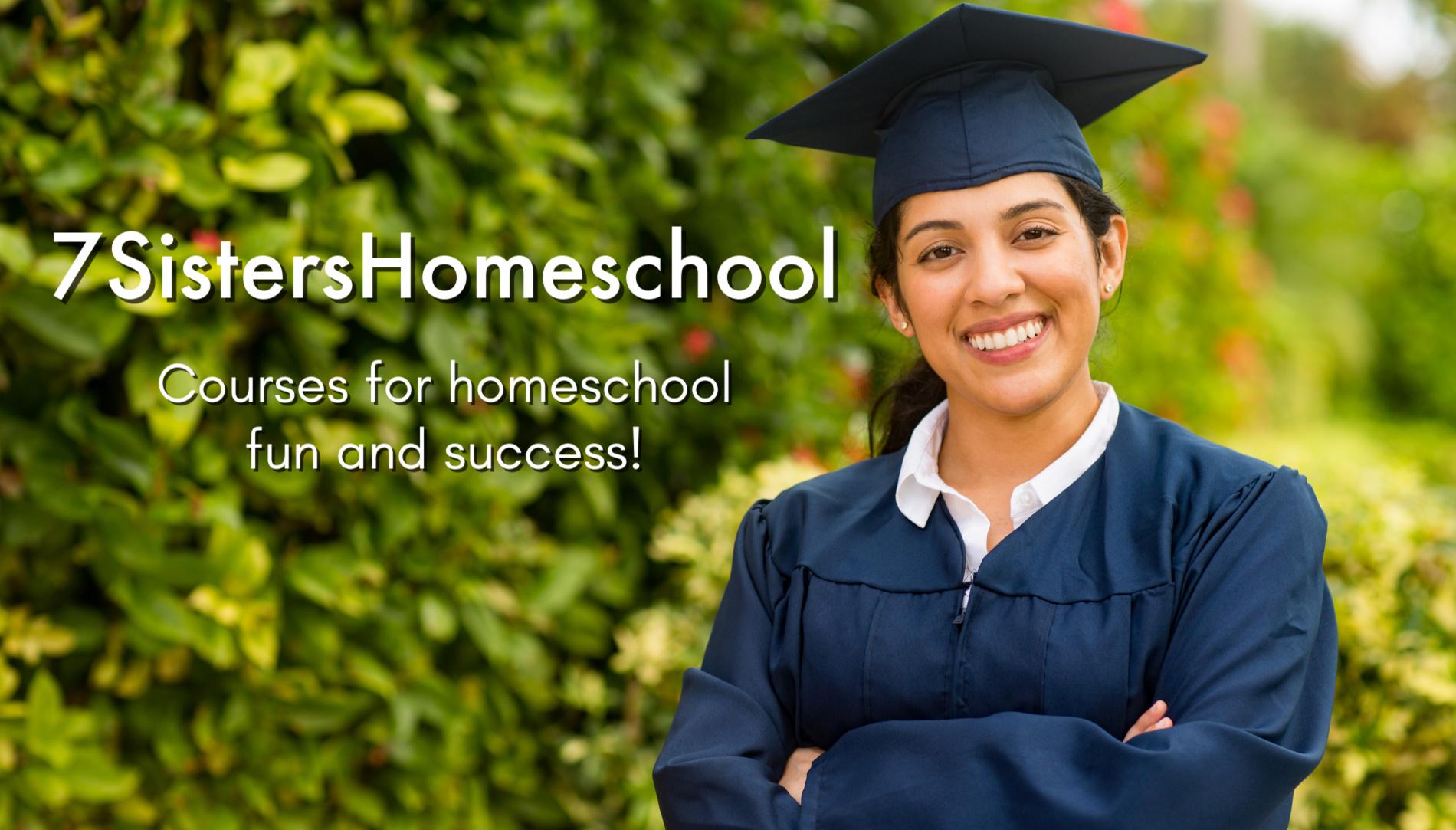 7SistersHomeschool Courses on Teachable