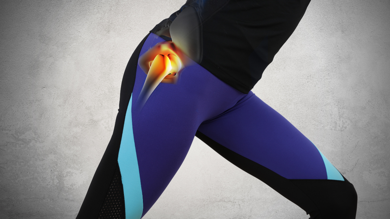 Kinstretch Hip Rotation