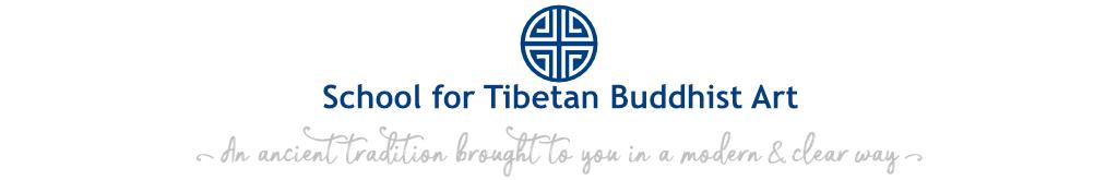 School for Tibetan Buddhist Art logo