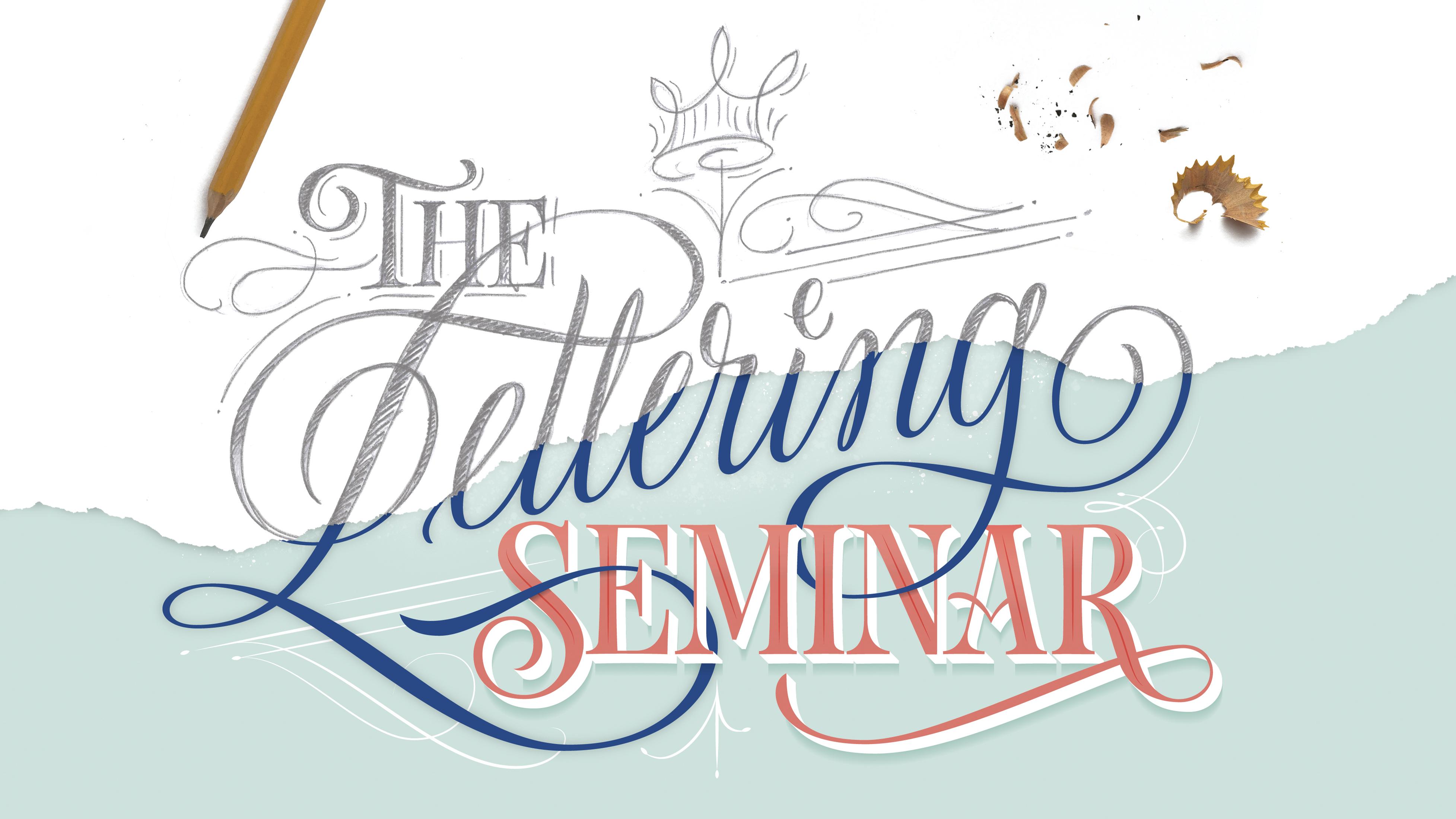 theletteringseminar the lettering seminar Martina flor summer online