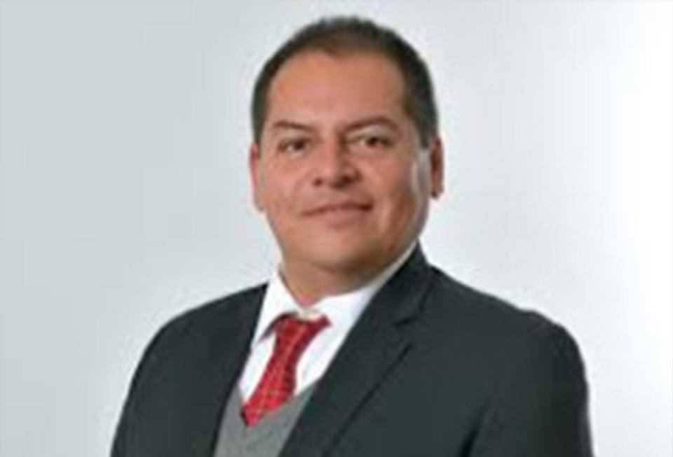 Dr. Mario Ernesto Vázquez Badillo