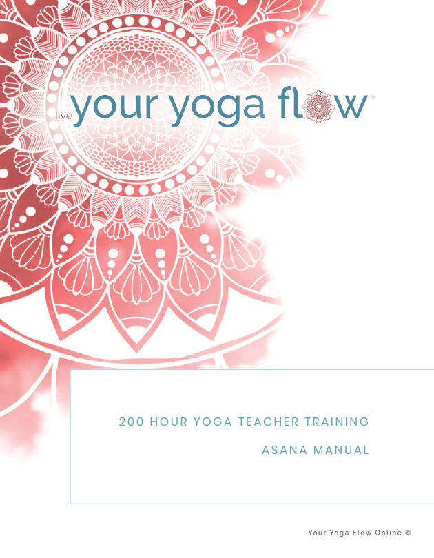 yoga teacher training manual