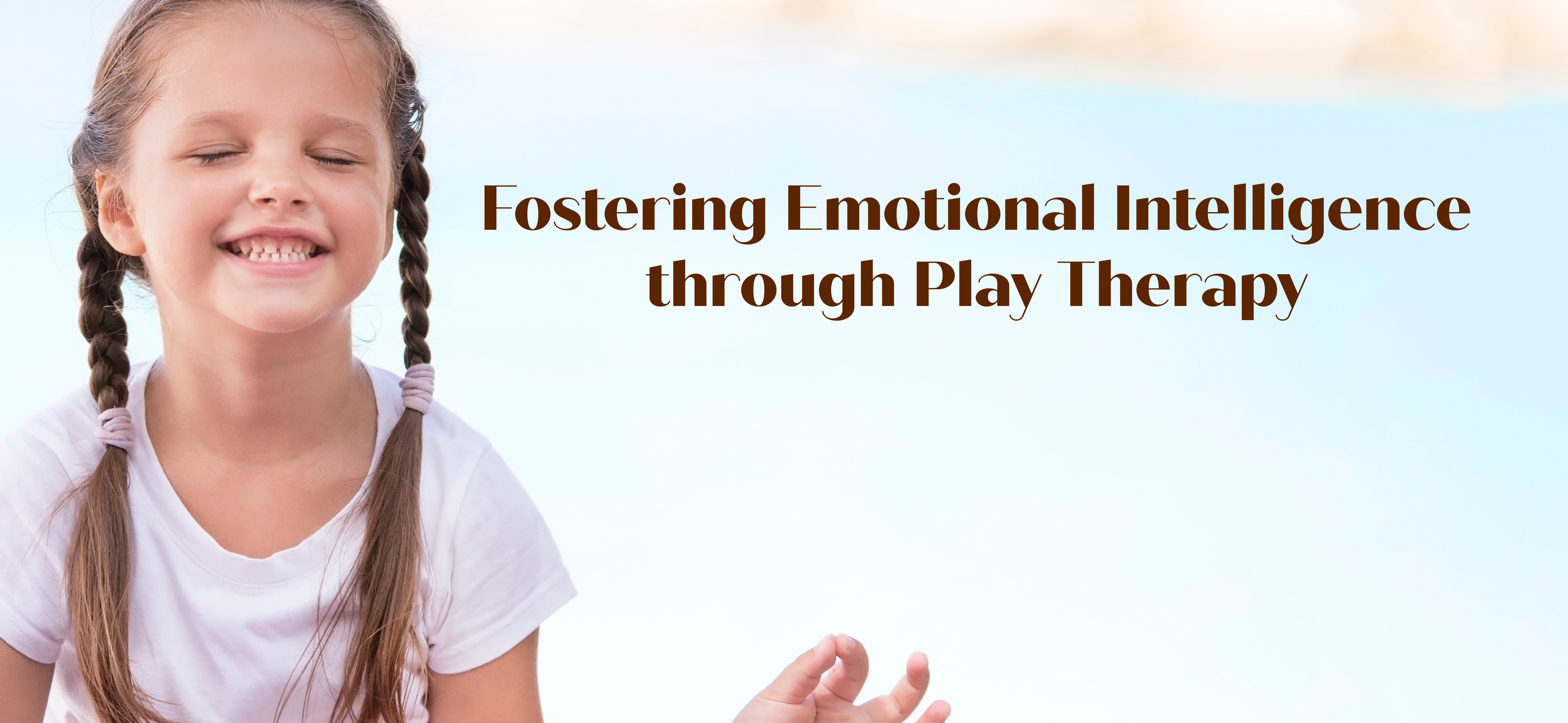 emotional intelligence and play therapy