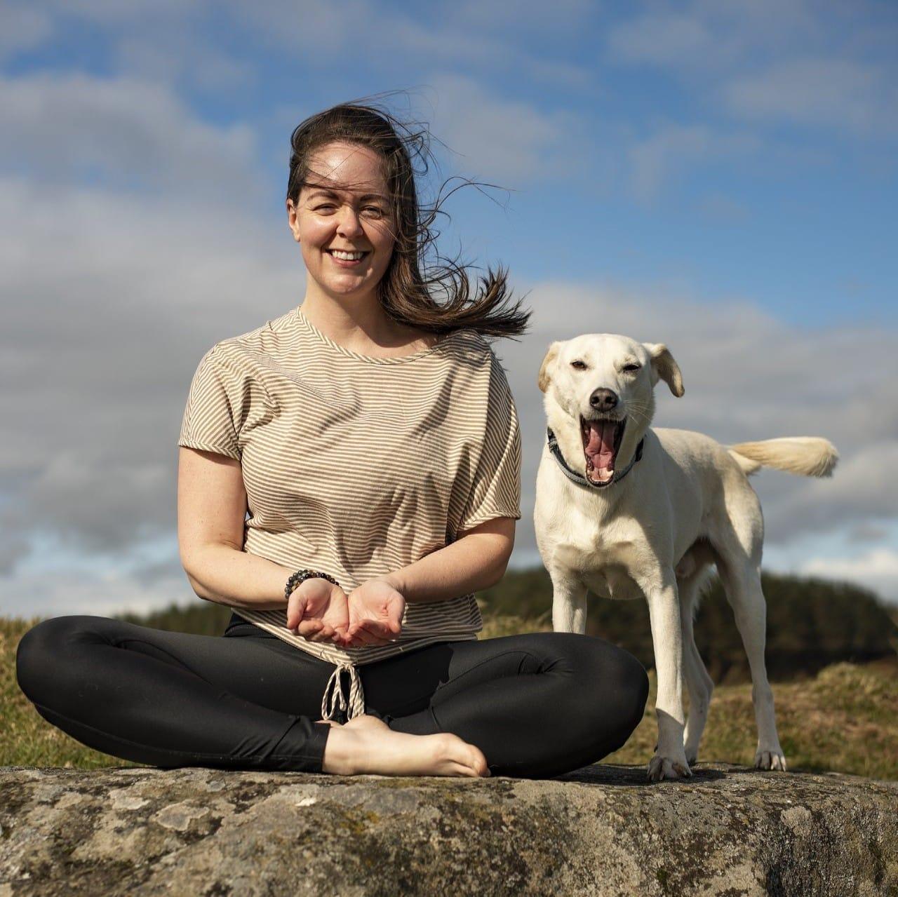 Gill Dow school and yoga teacher