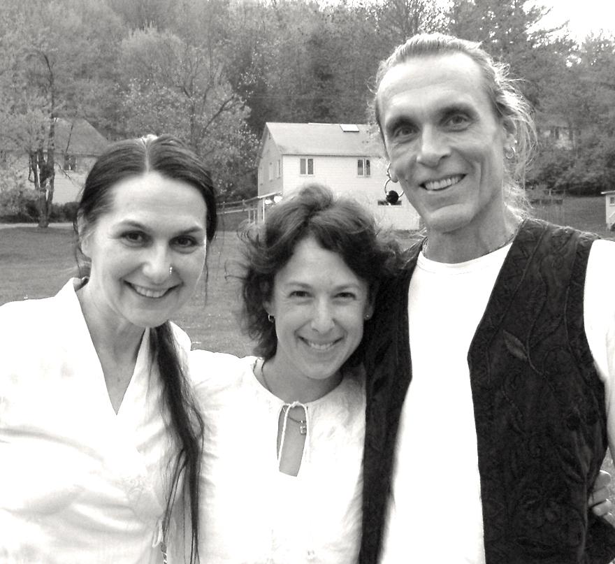 Sharon + David, Jivamukti Yoga