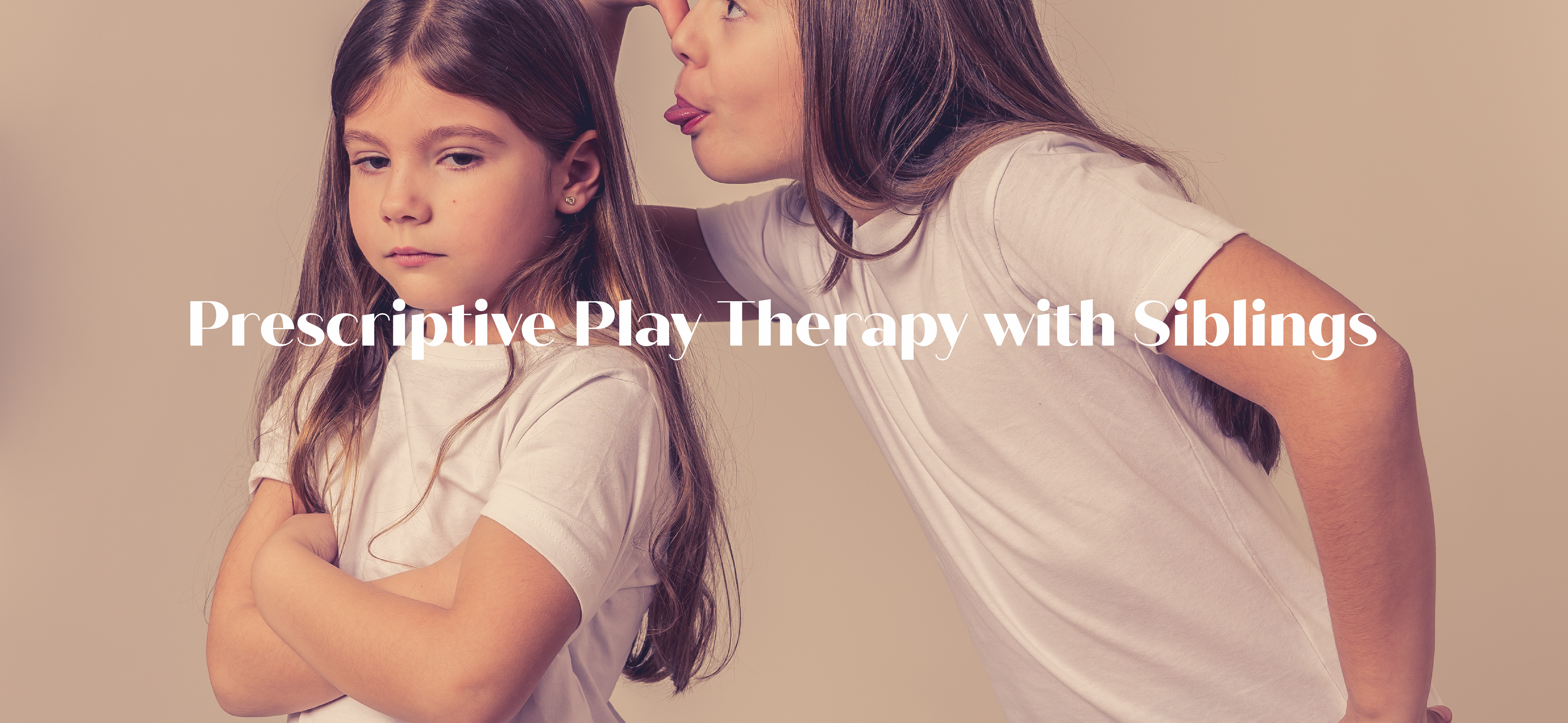 play therapy with siblings